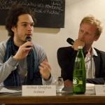KFES 2012 - Arthur Dreyfus interviewé par Yann Nicol. Bistrot Canaille