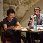 KFES 2012 - Arthur Loustalot interviewé par Guenael Boutouillet. Café des Clercs