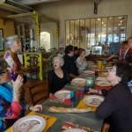 KFES 2012_ Atelier cuisine avec M Barriere - Confiserie Arnaud Soubeyran