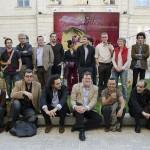 KFES 2012 - Les auteurs présents à l'inauguration