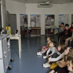 """KFES 2012 - Betty Bone. Projection """"Ciné mômes"""". Médiathèque Maurice Pic de Montélimar"""
