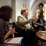 KFES 2012 - John Burnside interviewé par Gérard Meudal. Cuba Café