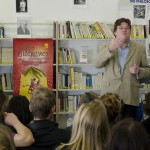 KFES 2012 - John Burnside. Lycée Alain Borne