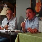 KFES 2012_ Jérôme Leroy interviewé par Bernard Noël. Les Sablons Le Teil