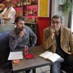 KFES 2012 - Jean-Luc Seigle interviewé par Guenael Boutouillet. La Bourse