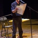 KFES 2012 - Café Poésie Action. Jean-Pascal Dubost. Le Calepin