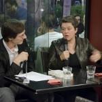KFES 2012 - Laure Murat interviewée par Benoit Rossignol. Le Rallye