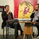 KFES 2012 - Olivier Schwartz interviewé par François Deydier. Hôtel de Ville