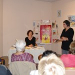 KFES 2012_lecture en amont Alba - Lisa Baissade
