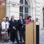 Village KF Lit. 2012 Inauguration