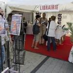Cafés littéraires Montélimar 16 e édition-Village-Librairie