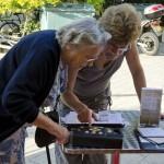 Cafés littéraires Montélimar 16 e édition-Village