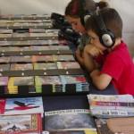 Cafés littéraires Montélimar 16 e édition-Village-Espace Lire Autrement