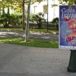 Cafés littéraires Montélimar 16 e édition-Affiche
