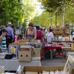 Cafés littéraires Montélimar 16 e édition-Bouquinistes