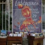 Cafés littéraires Montélimar 16 e édition-Village-Affiche