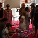 Cafés littéraires Montélimar 16 e édition-Village-Jeunesse