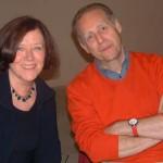 Daniel Arsand et Odile Depagne-Roulot