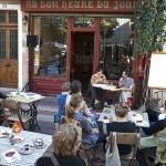 Cafés littéraires Montélimar 15 e édition-Gilles Bachelet interviewéˆ par Marie-Agnés Jobin-Au Bonheur du jour