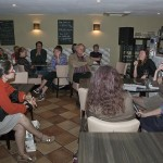 Cafés littéraires Montélimar 15 e édition-Julie Grelley