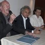 Cafés littéraires Montélimar 15 e édition-Yves Henry et Jean-Yves Patte