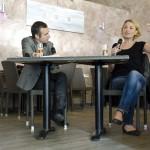 Nathalie Peyrebonne interviewé par Pierre Sapet, Le 45e © libres espaces