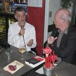 Cafés littéraires Montélimar 15 e édition-Olivier Bellamy