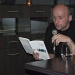 Cafés littéraires Montélimar 15 e édition-Pierre Senges