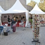 Cafés littéraires Montélimar 15 e édition-Village des cafés