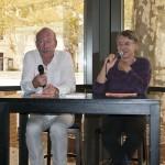 Cafés littéraires Montélimar 15 e édition-Yves Bichet