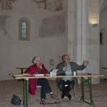 Cafés littéraires Montélimar 15 e édition-Yves Chaudou