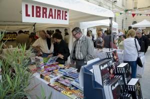 17 ème Cafés littéraires Montélimar 5-7.10 2012