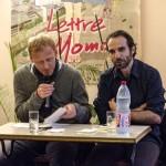 20ème Cafés littérares Montélimar. 3.10.2015