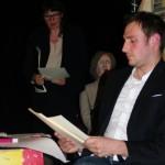 Cafés littéraires 2015 inauguration