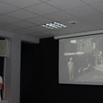 Tadeusz Kluba. Projection photos