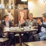 Serge Mestre et Santiago Roncagliolo