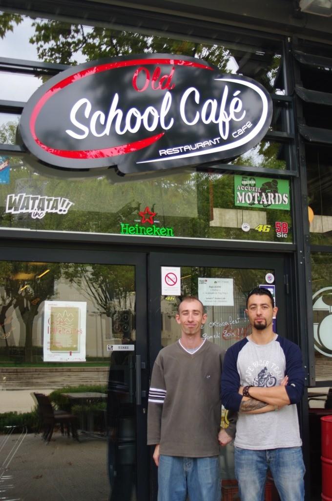 Equipe Old School Café