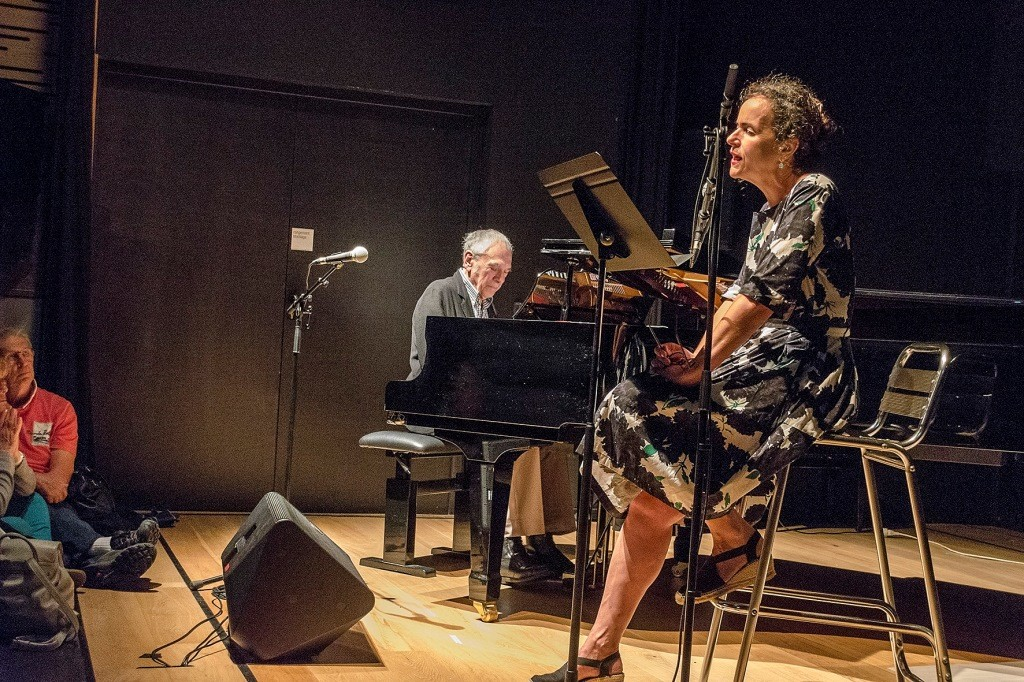 Agnes Desarthe & René Urtreger