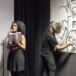 Lecture dessinée avec Maryam Madjidi & Barroux à la Médiathèque
