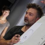 Rencontre / atelier avec Barroux à la Médiathèque © D.R.