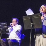 """""""Un paquebot dans les arbres"""" - Lecture musicale avec Valentine Goby et Jérôme Peyrelevade (harmonica) à l'Auditorium"""
