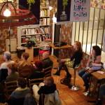 Lecture croisée avec Nathalie Peyrebonne & Erwan Larher à la Fabrique Arnaud Soubeyran