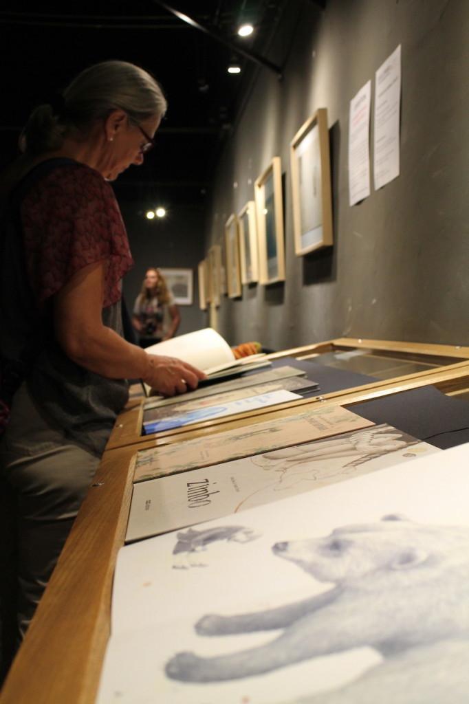 Exposition d'originaux de Joanna Concejo - Fabrique Arnaud Soubeyran © D.R.