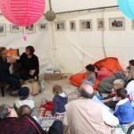 Village des Cafés - Duo d'histoires par les bibliothécaires de l'espace jeunesse © D.R.