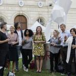 Inauguration de la 22e édition des Cafés Littéraires  © Libres Regards