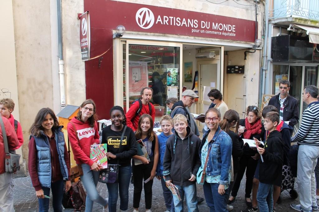 CafeMix Artisans du Monde2