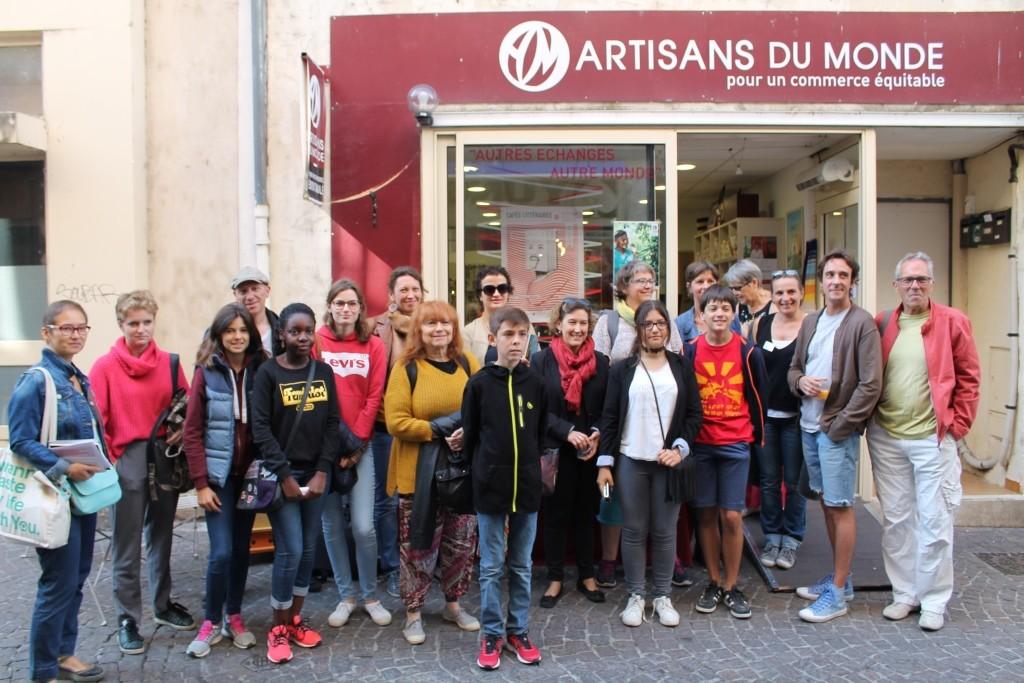 CafeMix Artisans du Monde5
