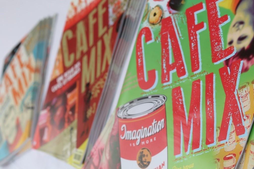 Revue CafeMix4