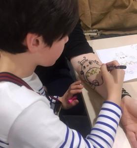 Atelier tatouages C. Garoche
